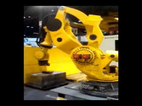 Check out the World's 'Strongest' Industrial Robot