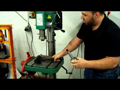 How to Measure a Drill Press for a Multiple Spindle Head