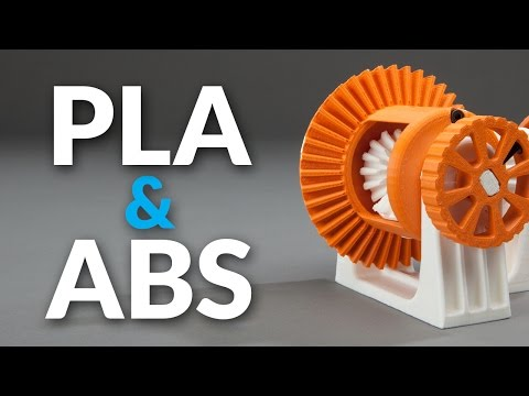 PLA vs ABS | What's the Difference for 3D Printing?