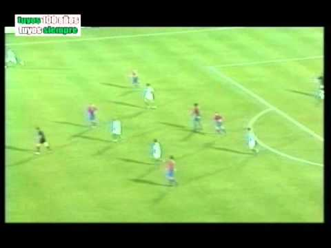 Golazo al FC Barcelona / Amazing Goal on FC Barcelona (Betis 3-0 Barcelona))