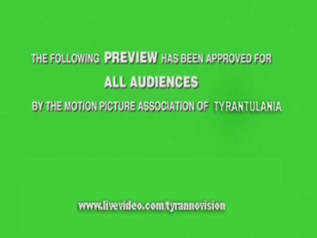 TYRANNOVISION Year One 2-Disc DVD Trailer
