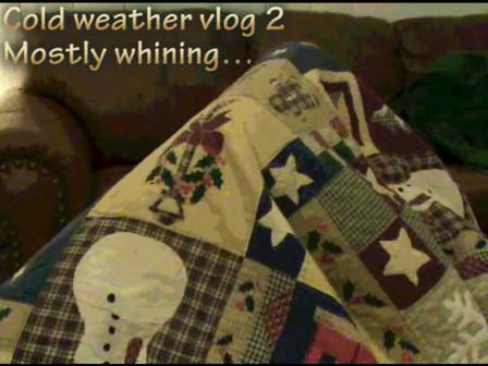 Cold Weather Vlog 2