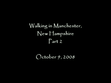 Walking in Manchester, Part 2