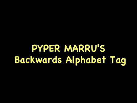Pyper's ABC Tag