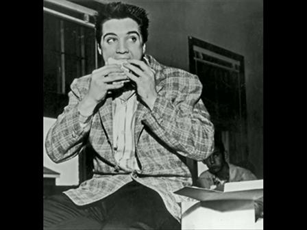 Elvis Peanut Butter Tag.