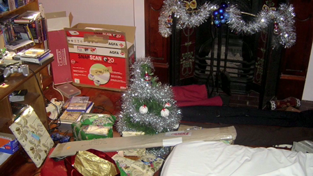 Christmas for the privileged