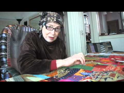 Day 22 Quilting Bee 6  The Mindless State and the Burning Ghats at Manikarnika on the Ganges