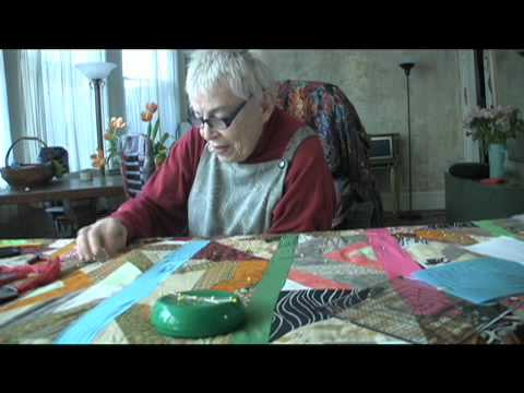 Day 17: Quilting Bee 1, and the I Ching Cape