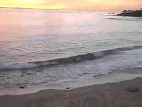 Sunset in Laguna Beach, Ca.