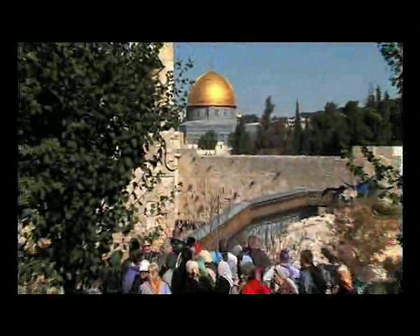 Exploits Watching for the Return of Jesus to Jerusalem