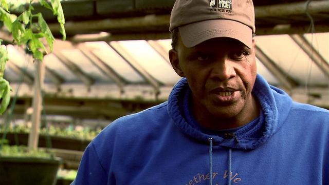 Pioneering urban farmer Will Allen
