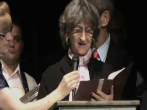 ANINHA CALIGIURI RECEBE HOMENAGEM DA ORDEM DOS MÚSICOS DO BRASIL - CRESP