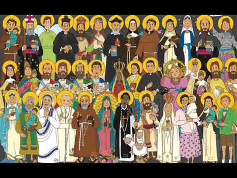 RAMÓN SANABRIA   La Fiesta de  los Santos