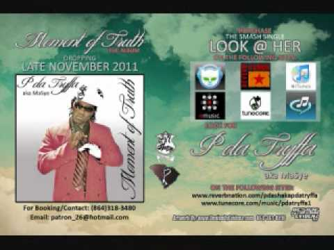 "Ink House Entertainment presents Pda Tryffa's new single ""Look @ Her"""