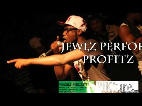 Midwest's Finest: Jewlz Performs Profitz at the Midwest Concert in Goshen, Indiana