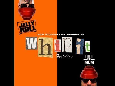 Whip It - HITTofMCM featuring JellyRoll Presented by MCM Studios Pittsburgh, PA