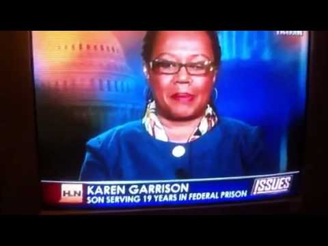 Karen Garrison - Garrison Twins incarcerated son