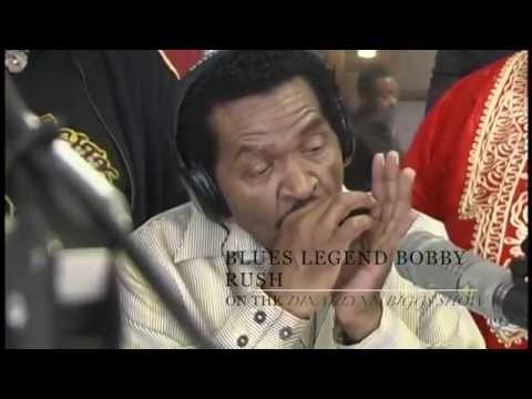 Bobby Rush Interview at The Dinahlynn Biggs Show 5/5/2014