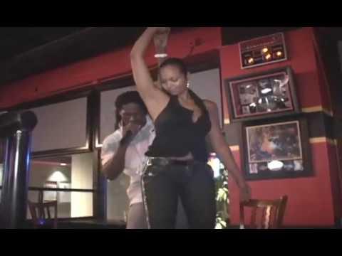 "K-TRIK-E, ""SHORTY SO SEXY""  live Performance video"