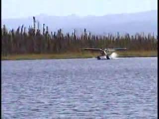 Float flying in Alaska: STOL CH 701 on Zenair floats