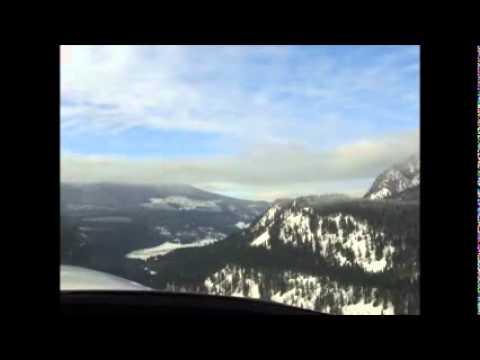 Zenair CH 601 Winter Flying