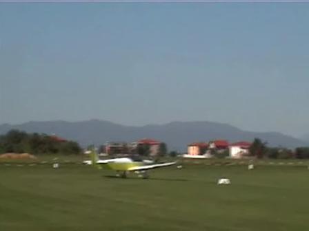 Fly test ch601xl