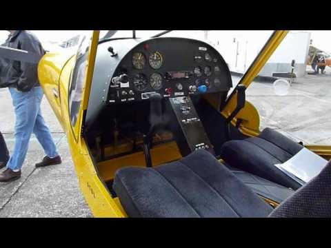Frank Tompson's STOL CH 750 at Sebring