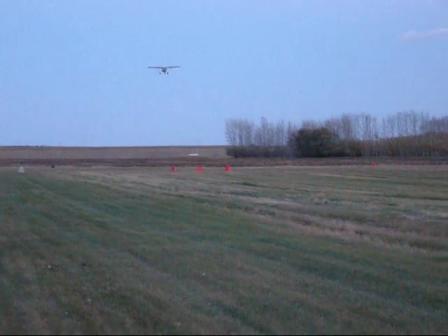 First landing CH701SP