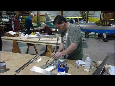 Inside look at Zenith Aircraft factory workshop