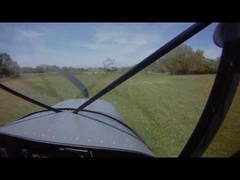 Backyard STOL Flying
