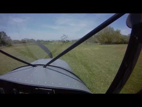 Backyard STOL Flying