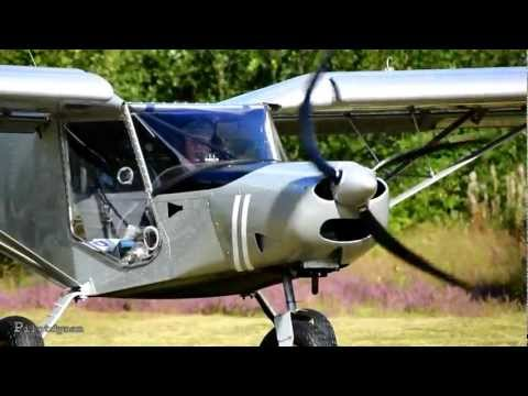 Flying the STOL CH 701 from an R/C field