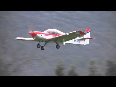 First flight video: Zodiac 601XLB