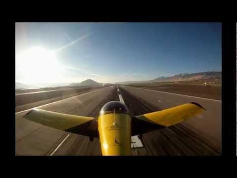 Flight into Reno International