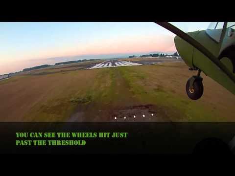 150 Foot landing