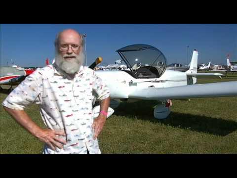 """Chris Heintz Day"" at EAA AirVenture Oshkosh 2011"