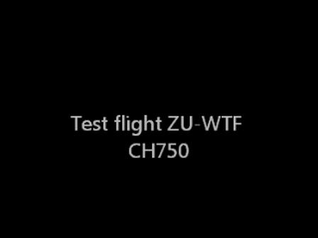 Test flight 18 March