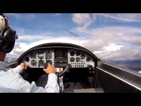 zodiac 601 XL power off stall and recovery.MOV