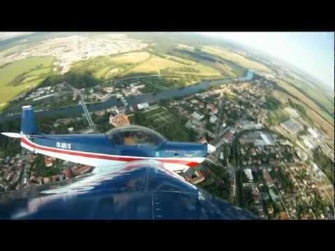 Zenith Flying: Wing Cam Views