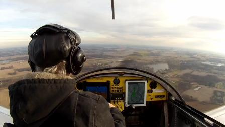 Landing CH650 B in cross winds