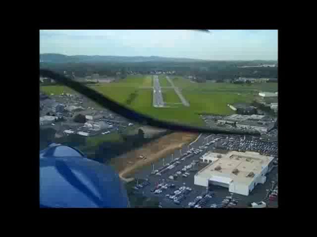 Zenith STOL landings