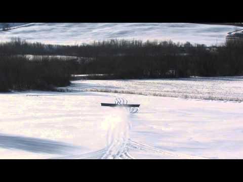 CH 701 Ski Flying1