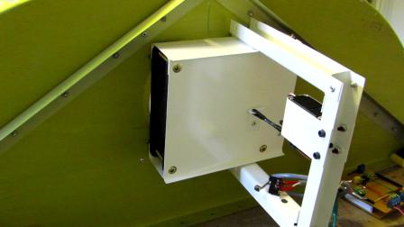 Cabin ventilation (exhaust)