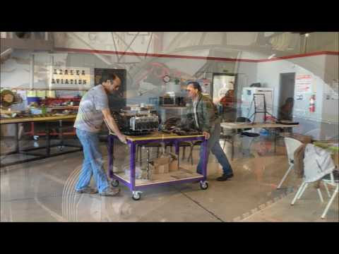 Spyder Corvair Engine Workshop : March 9-11, 2017