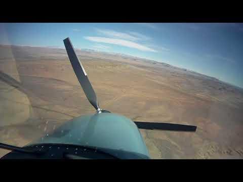 Deadstick landing