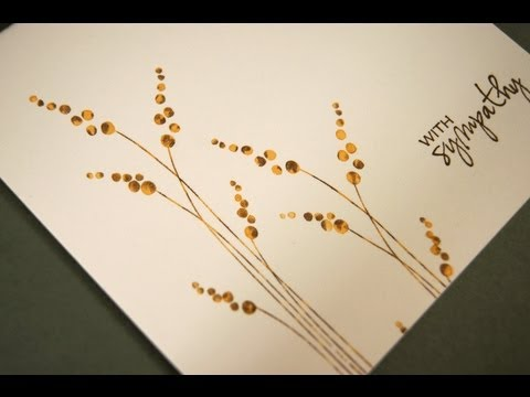 Clean and Simple Sympathy Card