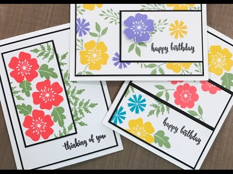 Sentimental Bouquet StampTV Mini Kit