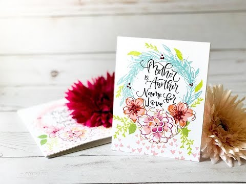 Craft Your Joy Card Tutorial: A Mother's Love
