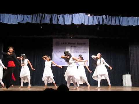 Music Bellet on Violence Against Women SNDTWU, Mumbai MA Economics  13 2 2015