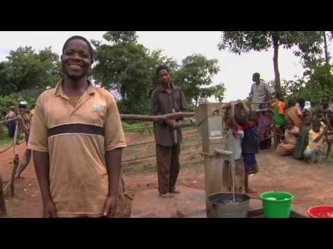 Projeto Malawi - Escola e poços prontos.